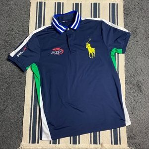 US Open 2014 Polo Shirt Size M